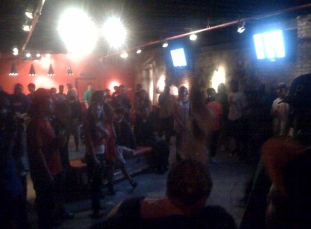 scion lab release party